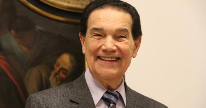 Divaldo Franco receberá título de Doutor Honoris Causa em Teresina